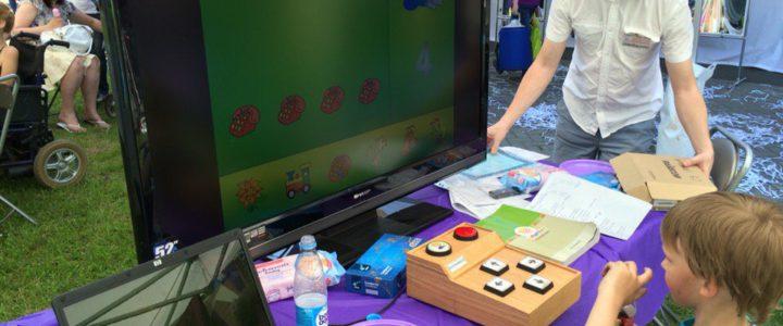 EduPlay как часть развлекательной программы на дне рождения Детского хосписа